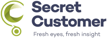 secret customer logo