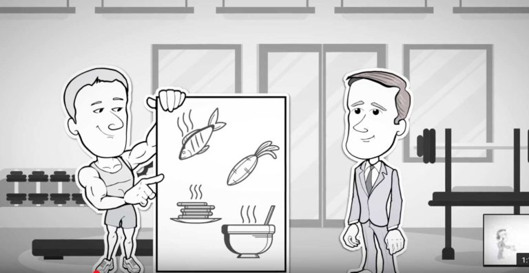 Stunning whiteboard animation for marketing campaigns