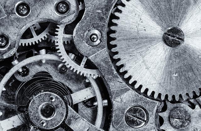 mechanical watch time