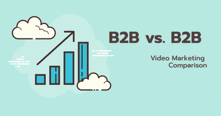 b2b vs b2c video marketing comparison