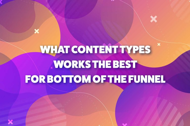 what content types works the best