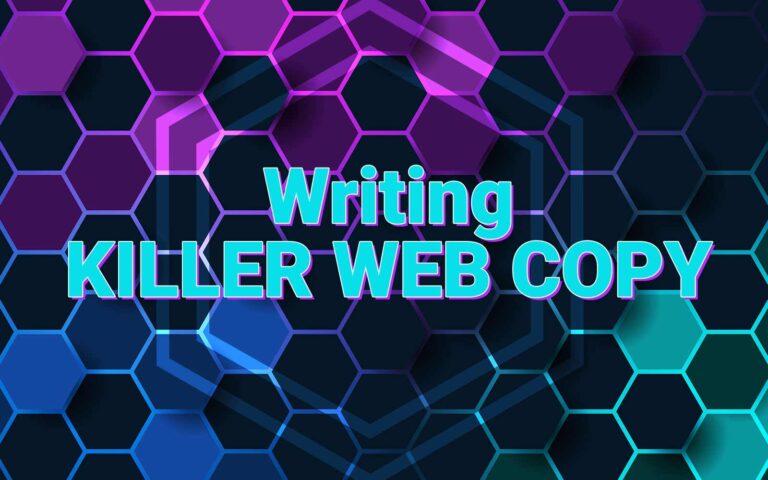 Writing Killer Web Copy