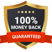explainer video - 100% money back guarantee
